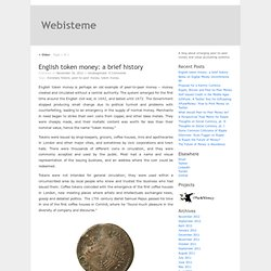 Webisteme