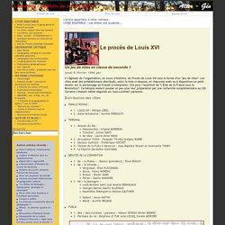 Le weblog - portfolio de J-Yves Martin Le procès de Louis XVI