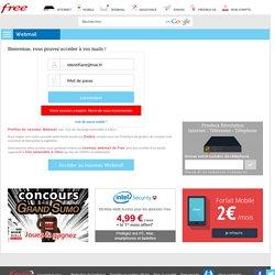 Webmail Free.fr