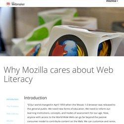 Webmaker Whitepaper