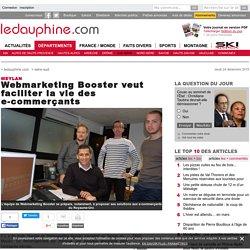 Webmarketing Booster veut faciliter la vie des e-commerçants