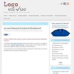 Lean Startup et Customer Development résumé par Sébastien Sacard