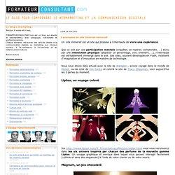 3 exemples de site Internet immersif