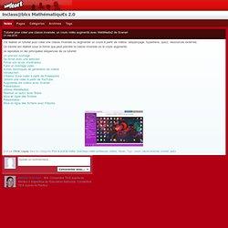 Tutoriel pour créer une classe inversée, un cours vidéo augmenté avec WebMedia2 de Scenari