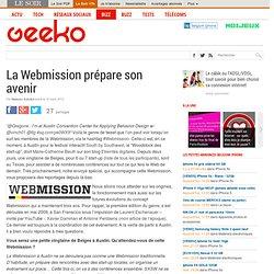 La Webmission prépare son avenir