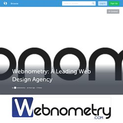 Webnometry: A Leading Web Design Agency