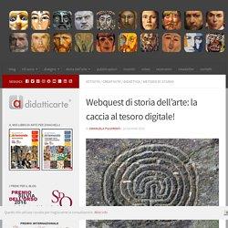 Webquest di storia dell'arte: la caccia al tesoro digitale!