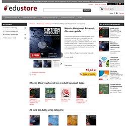 Metoda Webquest. Poradnik dla nauczyciela - Edustore.eu