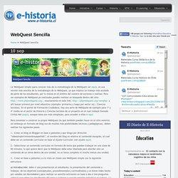 Clase 2 - Referencia Componentes Webquest