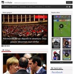 WebRadar News - France