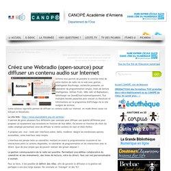 Créez une Webradio (open-source) pour diffuser un contenu audio sur Internet