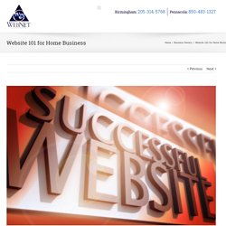 How To Start A Home Business With Website 101