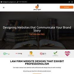 Law Firm Website Design Company - Johnnys Digital