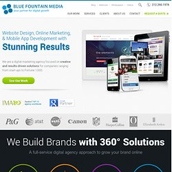 Professional Website Design & SEO Company | New York City | BFM