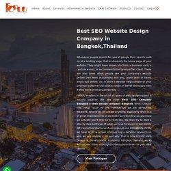 Best Website Design Company Bangkok, SEO Company Bangkok Thailand
