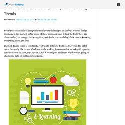 6 Website Trends Currently as Top Website Design Trends