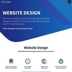 web design agencies London