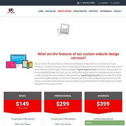 Website Design – Logo Design Inn