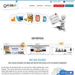Professional Website Designers