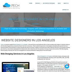 Website Designers in Los Angeles