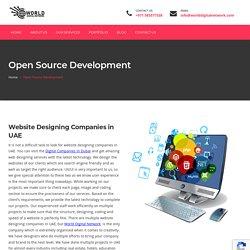 Website Designing Companies In UAE