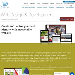 Website Designing & Development Company in Delhi NCR