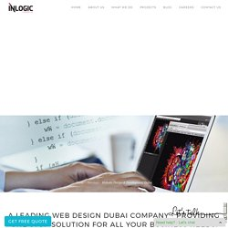 Website Design and Development Companies in Dubai
