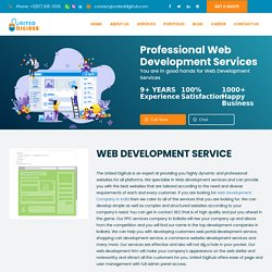 Website Design-Web Development Company