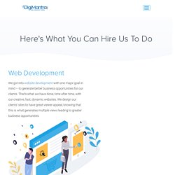 Best website development Company in India