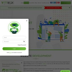 Best Website Development Company In The USA - YittBox