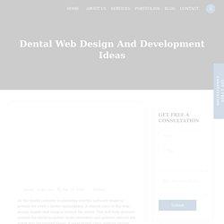 Dental Website Design & Development Company