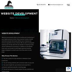 Best Web Development Service in Phoenix, Arizona - Faceless Digital
