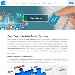 Open Source Website Development Services, Company, Agency