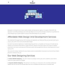 Website Designing Company In Gurgaon & Delhi/NCR