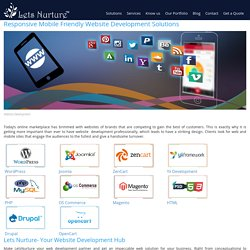 Website Development - Joomla - Magento - WordPress - PHP - Yii