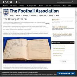 The website for the English football association, The FA Cup and The England football team - About Football Association