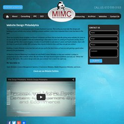 Website Design Companies Philadelphia