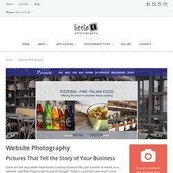Website Photography - LittleT Photography