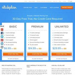 Sitemap Creation Accounts