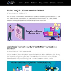 Website Security Store Blog – Web Security Guides, Tips, News, Updates