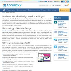 Best Website Design Siliguri - Adquicky