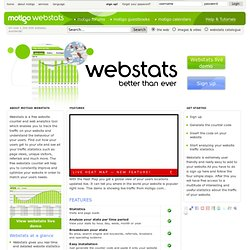 free web stats counter