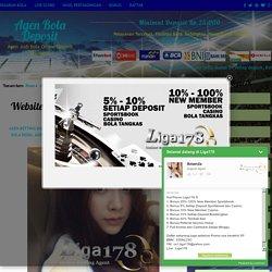 Website Judi Bola Online Terpercaya Di Indonesia