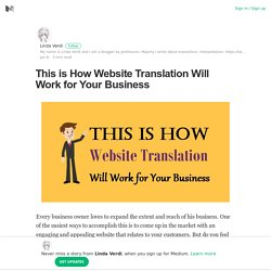 How Website Translation Help Your Business To Fly Higher?