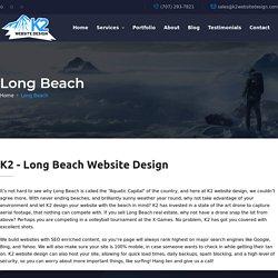 K2 - Long Beach Website Design / SEO / WordPress / Hosting