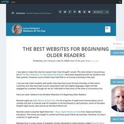 The Best Websites For Beginning Older Readers