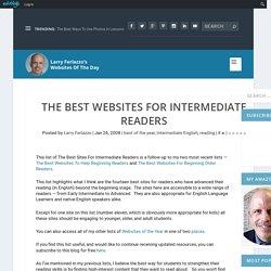The Best Websites For Intermediate Readers