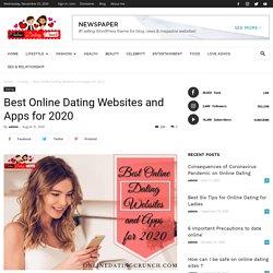 Best Dating Websites For Online Dating