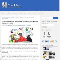 Awesome Websites to Get Your Kids Hooked on Programming - TheITBros