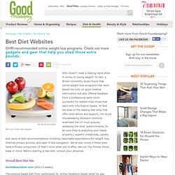 Best Diet Websites - Online Weight Loss Programs